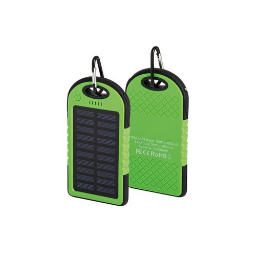 PF222 - Power bank Verde PF222VE