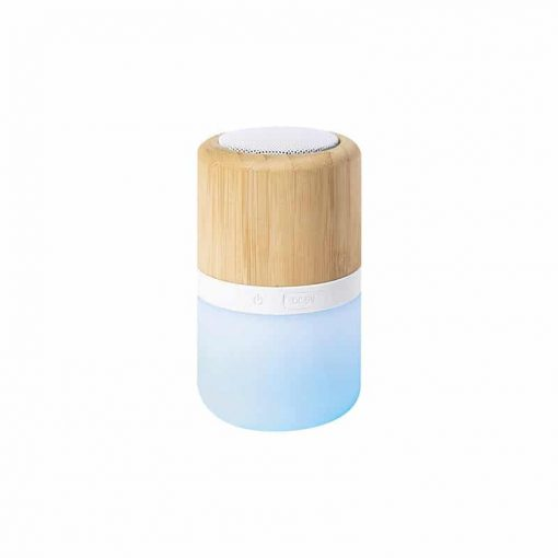 PF224 - BAMBOO TOUCH Speaker Bluetooth con lampada a LED