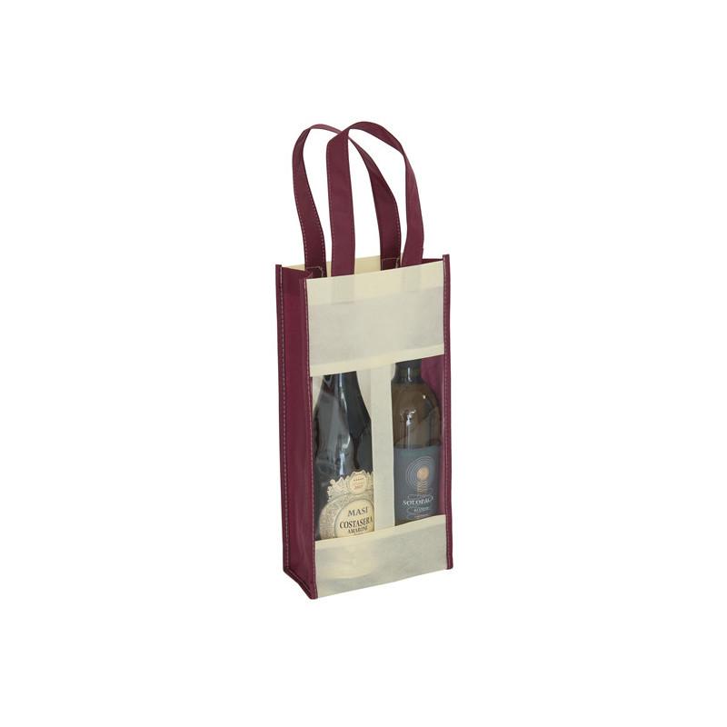 PG121 - Portabottiglie 2 posti Bordeaux PG121BO