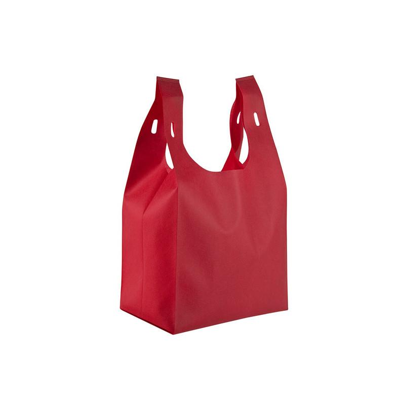 PG146 - Borsa shopping Rosso PG146RO