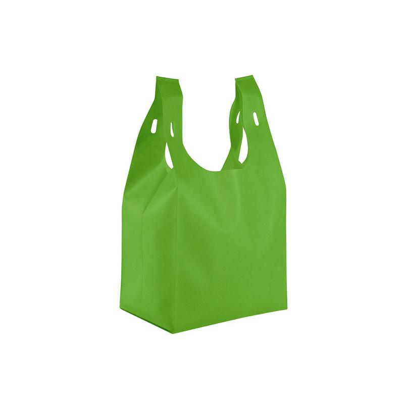 PG146 - Borsa shopping Verde Lime PG146VL