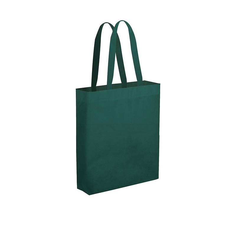 PG149 - Borsa maxi shopper con soffietto Verde PG149VE