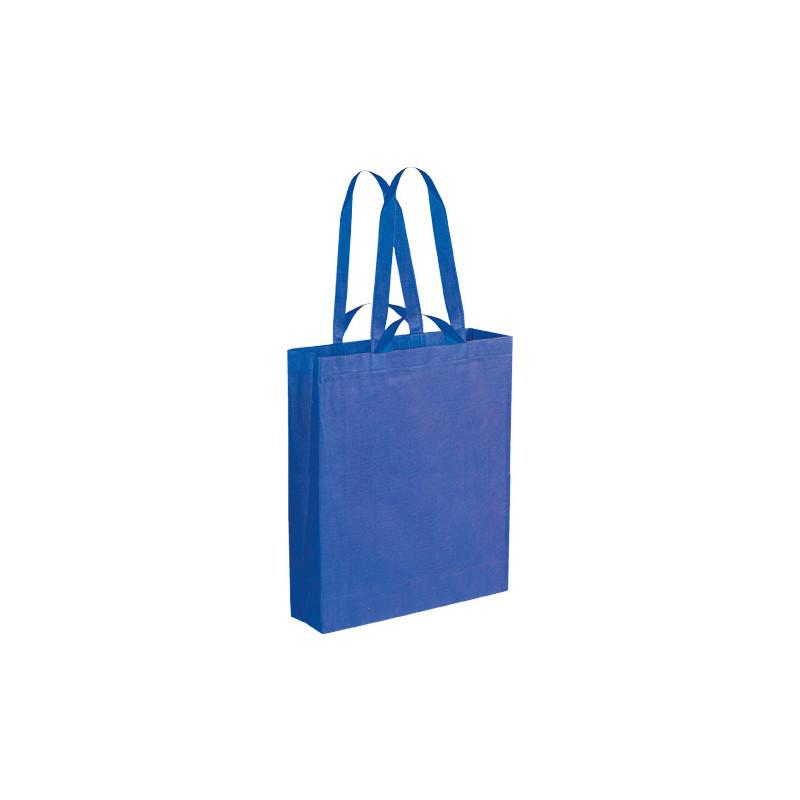 PG152 - Borsa shopping con soffietto Blu Royal PG152RY