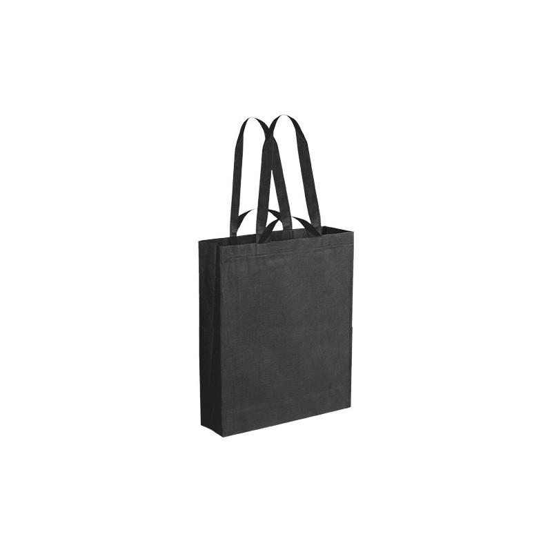 PG152 - Borsa shopping con soffietto Nero PG152NE