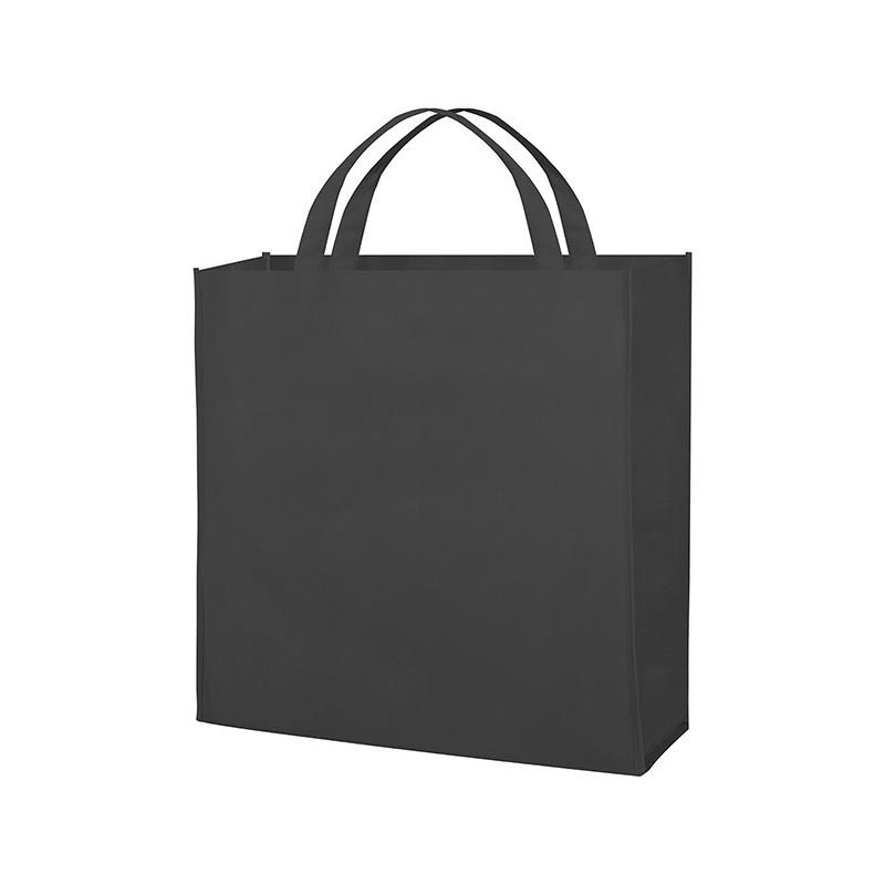 PG154 - Borsa shopping con soffietto Nero PG154NE