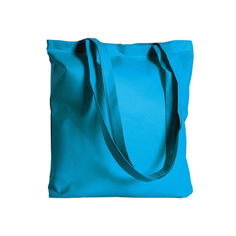 PG157 - Borsa shopping Azzurro PG157AZ
