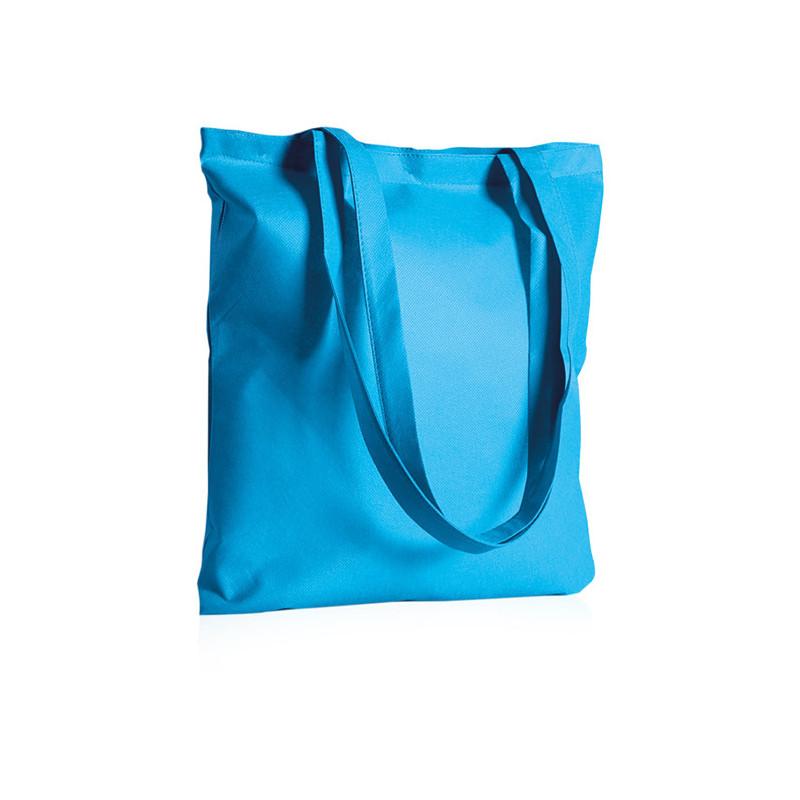 PG160 - Borsa shopping Azzurro PG160AZ