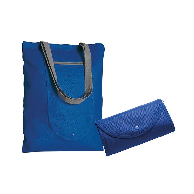 PG164 - Borsa shopping Blu Royal PG164RY
