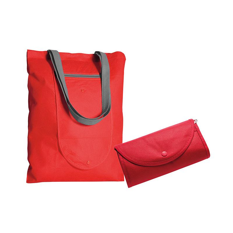 PG164 - Borsa shopping Rosso PG164RO