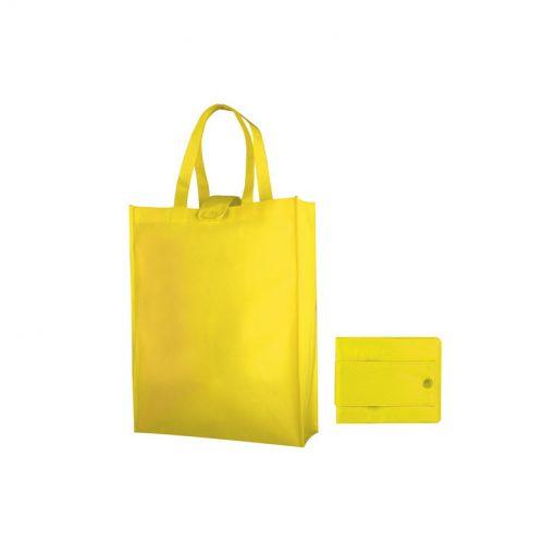 PG173 - Borsa shopping Giallo PG173GI