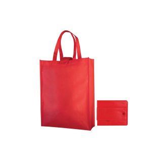PG173 - Borsa shopping Rosso PG173RO