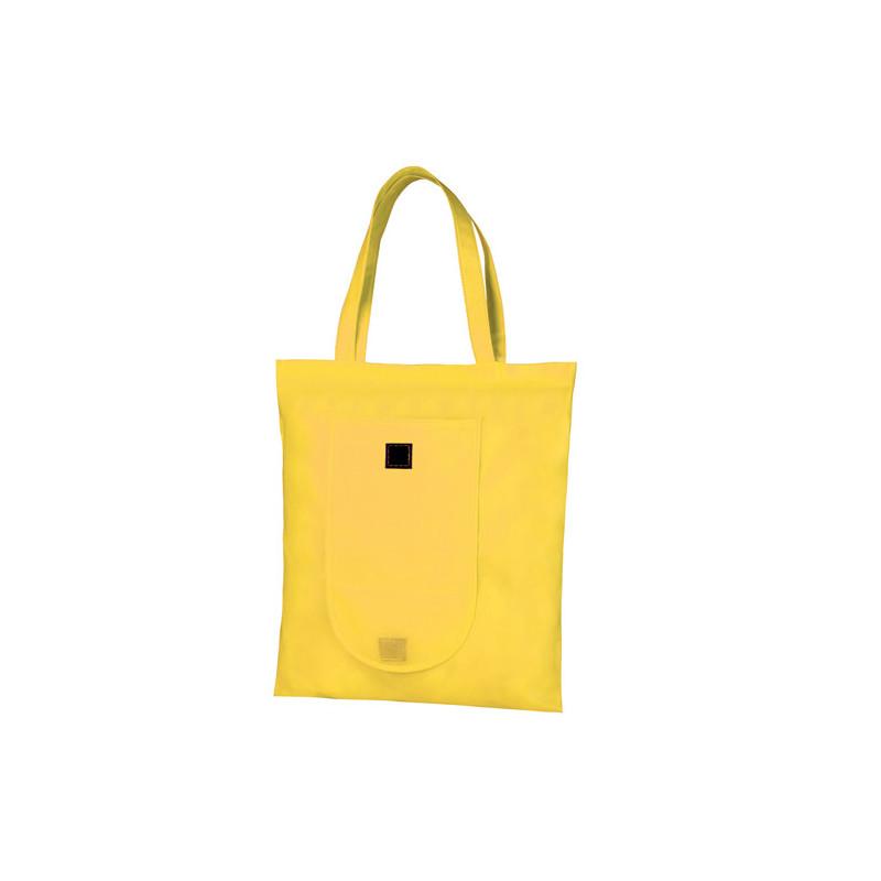 PG175 - Borsa shopping richiudibile Giallo PG175GI