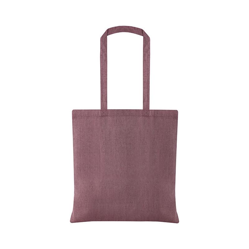 PG177 - Borsa shopping cotone riciclato Bordeaux PG177BO