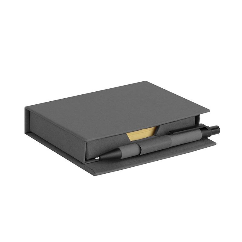PH640 - Set appunti da scrivania Nero PH640NE
