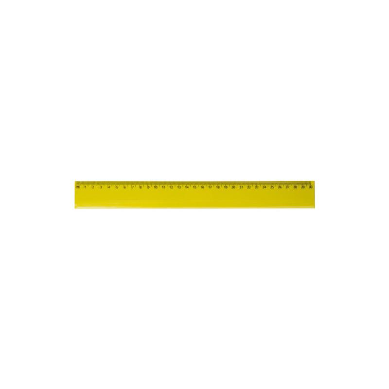 PH823 - Righello 30 cm. Giallo PH823GI