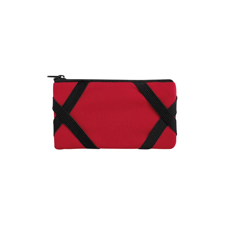 PJ338 - Borsello portamonete/smartphone Rosso PJ338RO