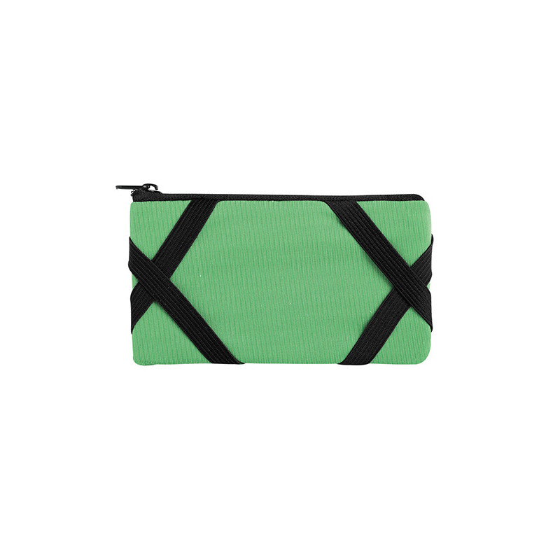PJ338 - Borsello portamonete/smartphone Verde Lime PJ338VL