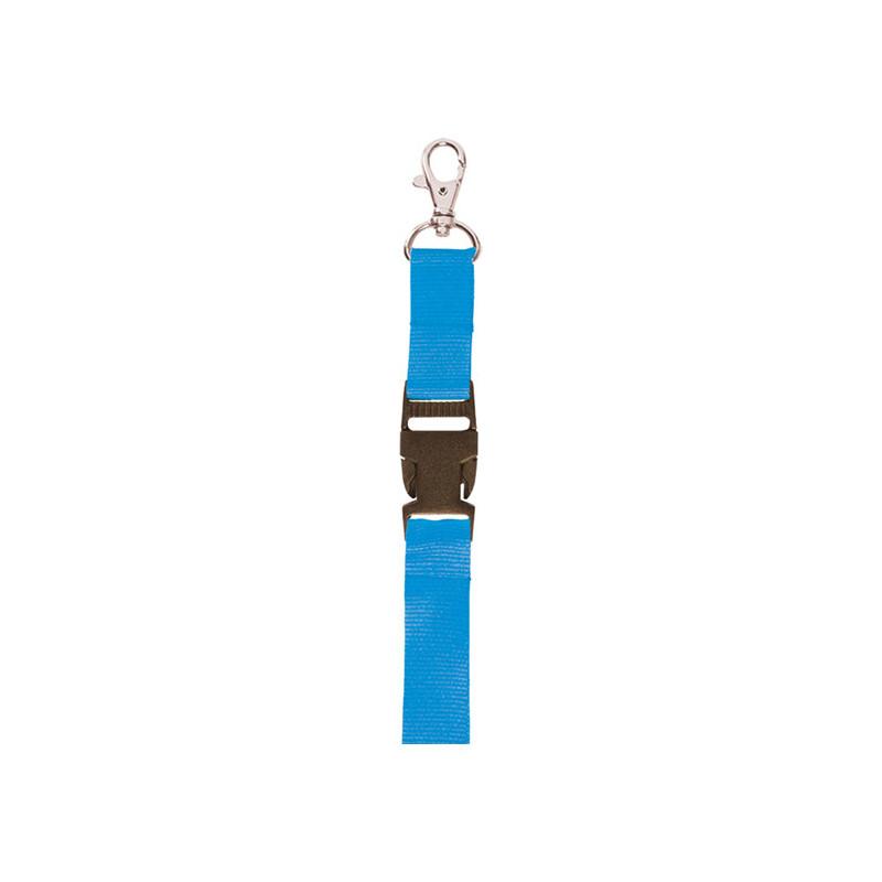 PJ504 - Cordoncino da collo Azzurro PJ504AZ