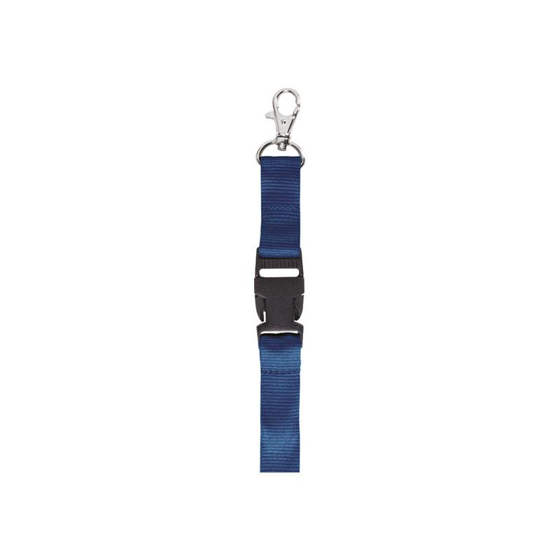 PJ504 - Cordoncino da collo Blu PJ504BL