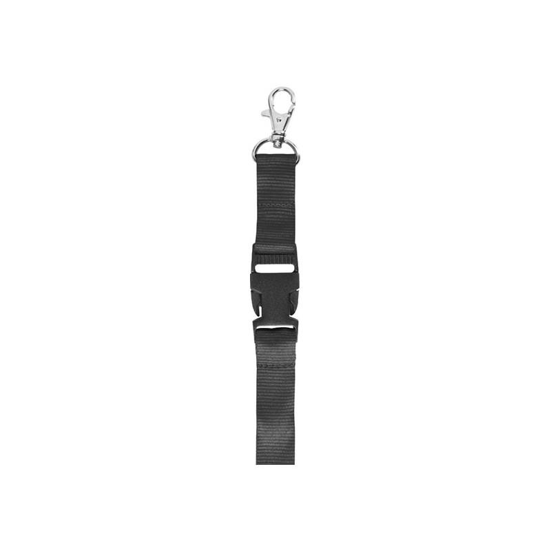 PJ504 - Cordoncino da collo Nero PJ504NE