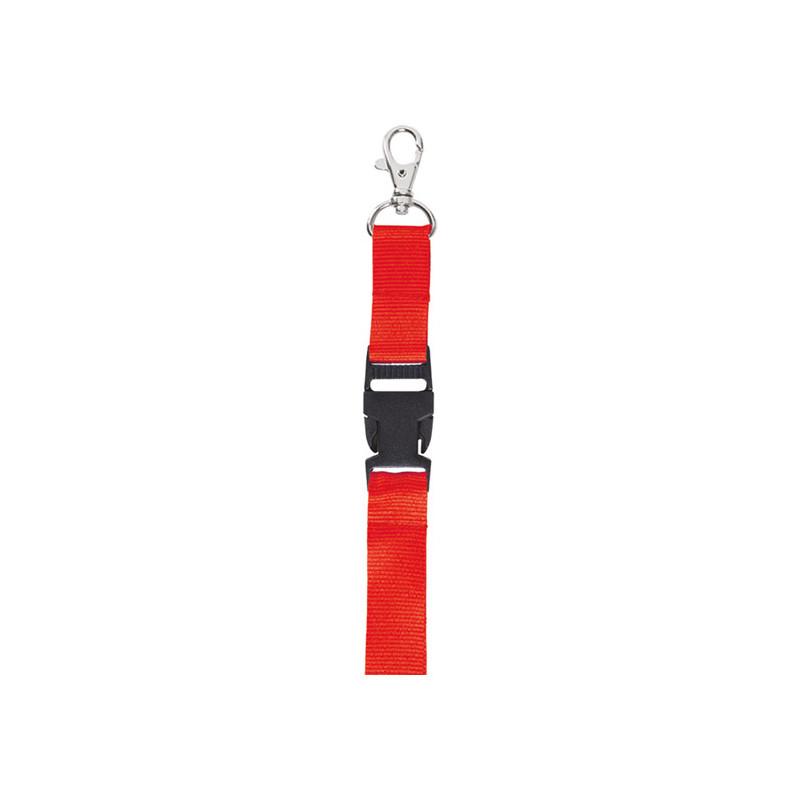 PJ504 - Cordoncino da collo Rosso PJ504RO