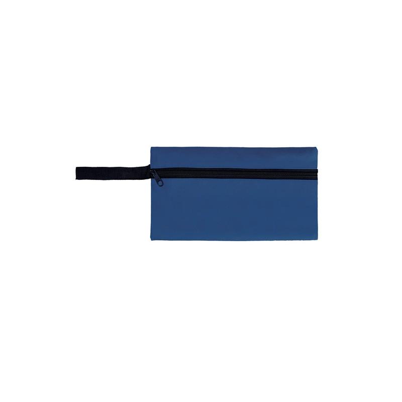 PJ590 - Portadocumenti da viaggio nylon 600d Blu PJ590BL