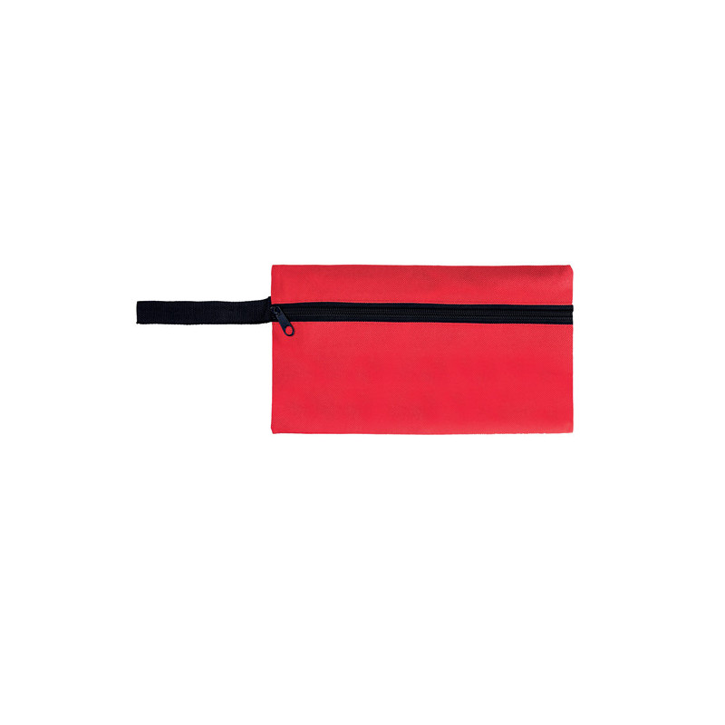 PJ590 - Portadocumenti da viaggio nylon 600d Rosso PJ590RO