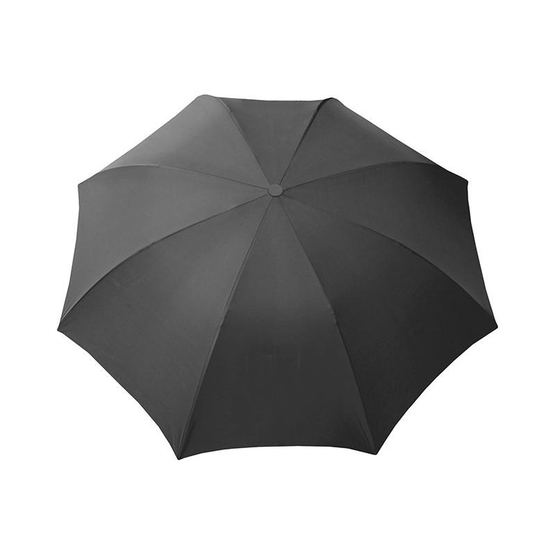 PL131 - Mini ombrello automatico con fodero Nero PL131NE