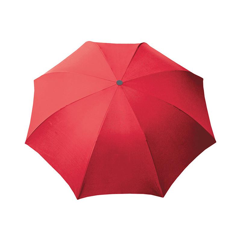 PL131 - Mini ombrello automatico con fodero Rosso PL131RO