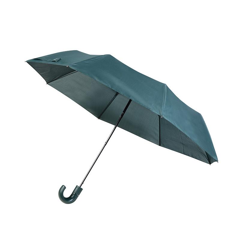 PL131 - Mini ombrello automatico con fodero Verde PL131VE