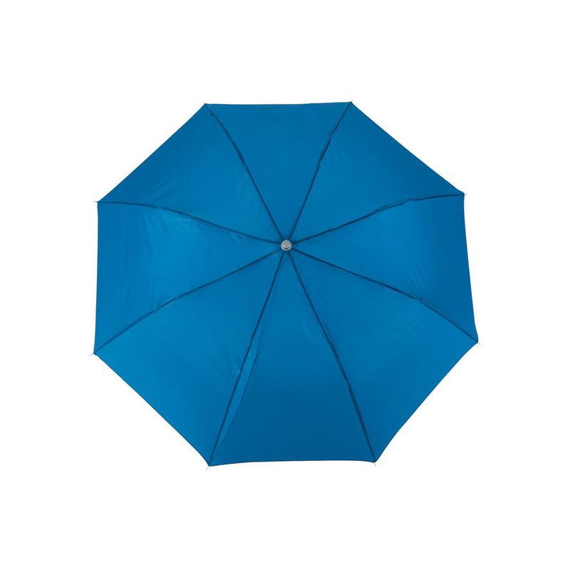 PL135 - Mini ombrello automatico con fodero Blu Royal PL135RY
