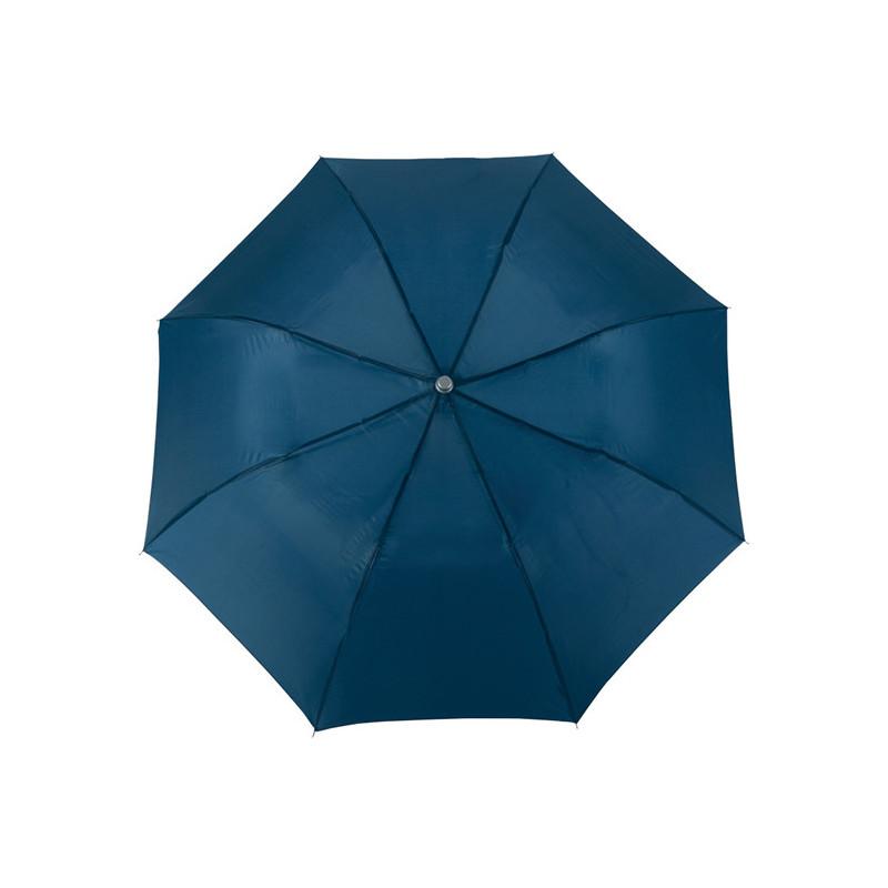 PL135 - Mini ombrello automatico con fodero Blu PL135BL