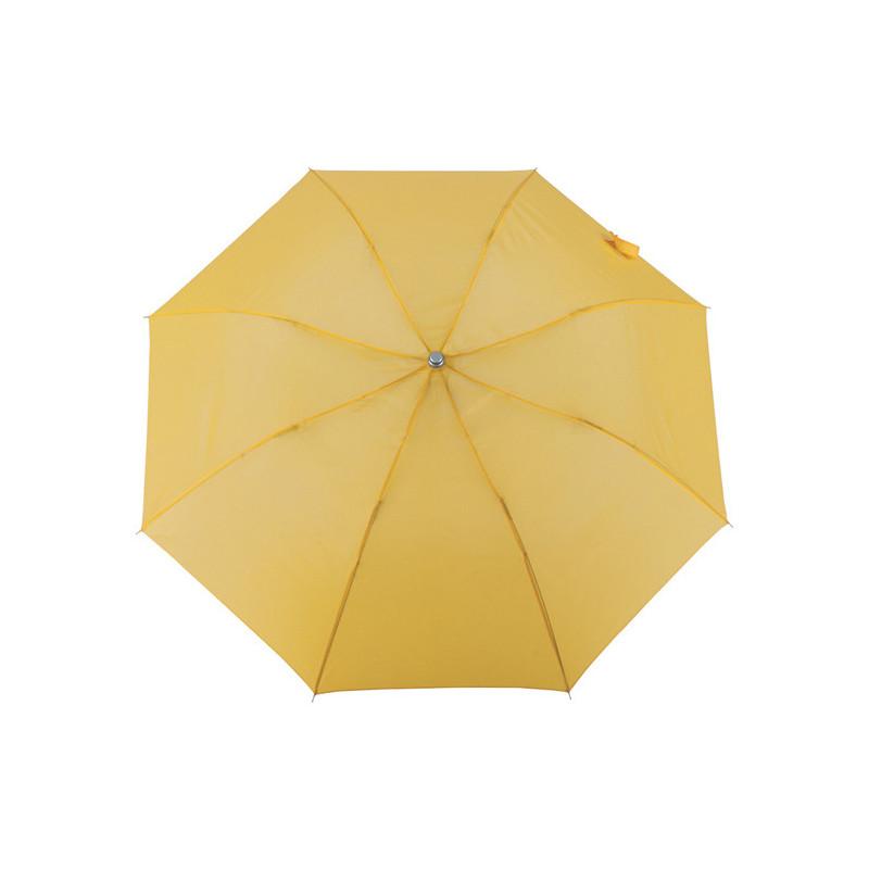 PL135 - Mini ombrello automatico con fodero Giallo PL135GI