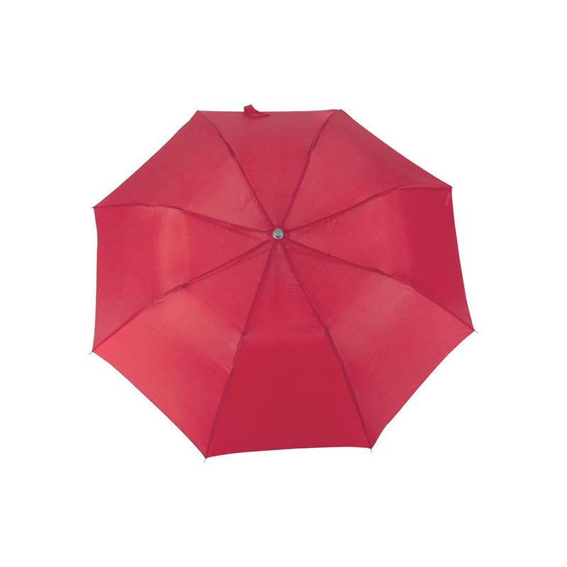 PL135 - Mini ombrello automatico con fodero Rosso PL135RO