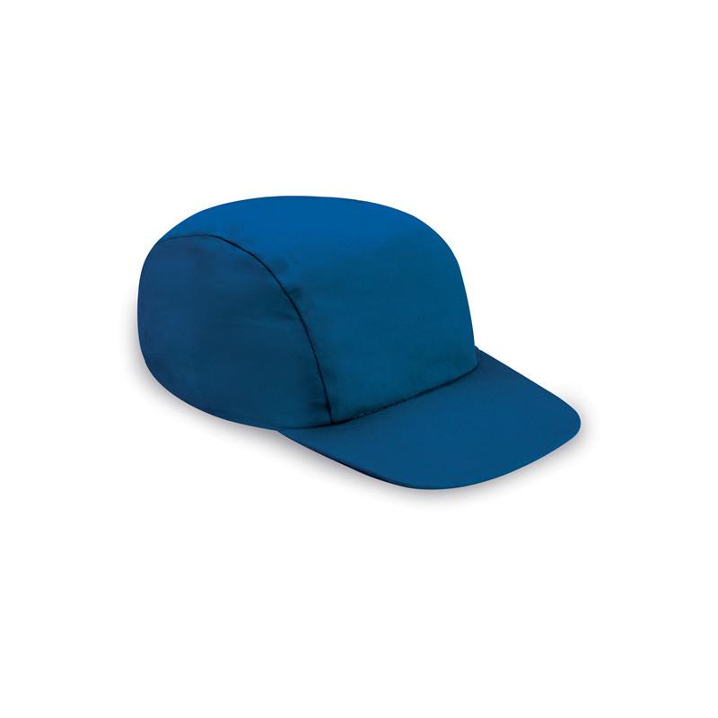 PM150 - Berretto 3 pannelli cotone twill 108/58 Blu Royal PM150RY