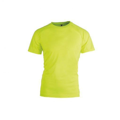 PM210 - T - shirt adulto Giallo PM210GIL